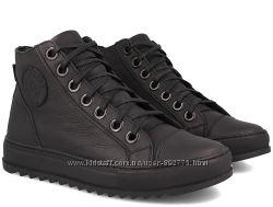 Ботинки мужские кеды кроссовки Forester кожа шерсть 48797bcabae