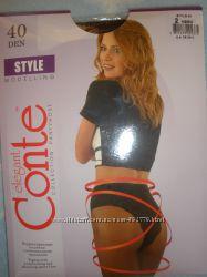 Корректирующие колготы Conte Style 40  90 Den в наличии Конте Стайл