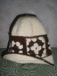Новая шляпка ручной работы для модницы