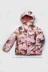 Куртка-жилетка для девочки 110-128р. Модный карапуз