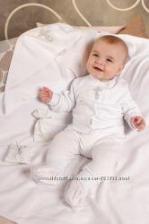 Крестильный набор для новорожденного из хлопка, Модный карапуз