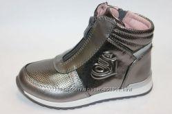 Модные Ботиночки-кросы для девочки 27-30р.