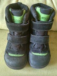 Ботинки Ессо 27 размер на мальчика