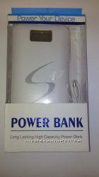 Портативное зарядное Power Bank 30000mAh