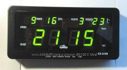 Электронные настенныенастольные часы CX-2158-59