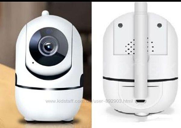 Камера видеонаблюдения. WiFi камера. Видеоняня