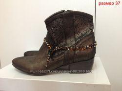 Итальянские ботинки размер 37