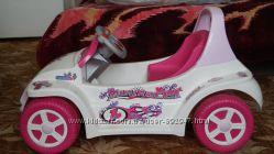 продам Детский электромобиль Mini Racer Pink Peg-Perego