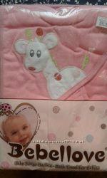 Детские полотенца для самых маленьких