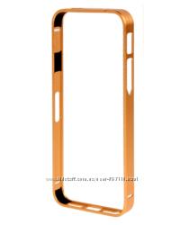 бампер для iPhone 5-5S алюминиевый