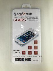 Защитное стекло на iphone 6-6S