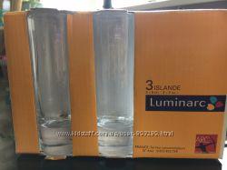 Luminarc islande набор из 3 шотов