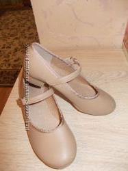кожаные туфли для танцев, 29 разм , новое состояние
