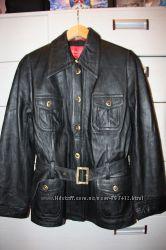 Женская кожаная куртка пиджак Kelaier