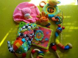 Chicco, Fisher price, Bаby team,  Развивающие игрушки, playgro