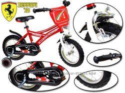 Велосипед Ferrari Racing 12д
