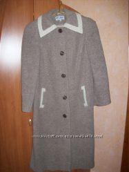 Пальто ANGOR trade mark демисезонное распродаю свой гардероб