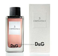 духи Dolce&Gabbana LImperatrice 3 оригинал