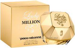 Paco Rabanne Lady Million - в наличии 30, 50 и 80 мл