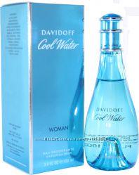 Davidoff Cool Water Woman - в наличии 100 мл тестер