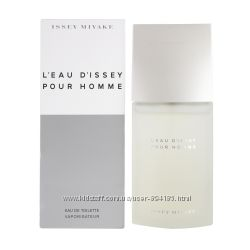 LEau dIssey Pour Homme Issey Miyake - в наличии 125 и 200 мл