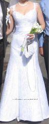 Продам шикарное свадебное платье и аксессуары к нему.