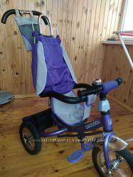 Mini Trike, надувные колеса,