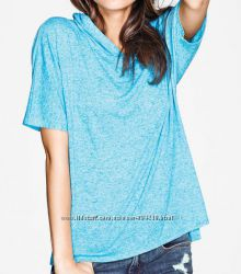 Victoria&acutes Secret футболка с капюшоном