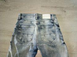 Бершка Bershka джинсы варенки высокая талия