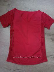 Victoria&acutes secretкопия футболка сетка для йоги, пилатеса, спорта