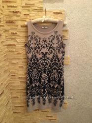 Платье с узорами Tom Tailor