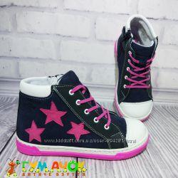 RenBut Stars Кожаные ботинки для девочки 27, 30, 31, 34, 36 размеры