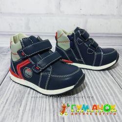 Ботинки для Мальчика 22-25 размеры American Club Польша детские
