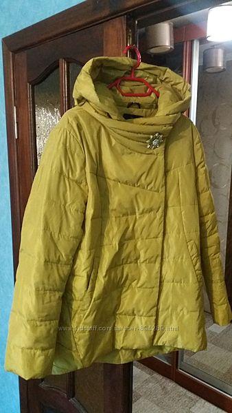 Демисезоеная куртка 54р.