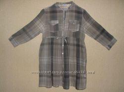 Стильная туника-рубашка NEW LOOK