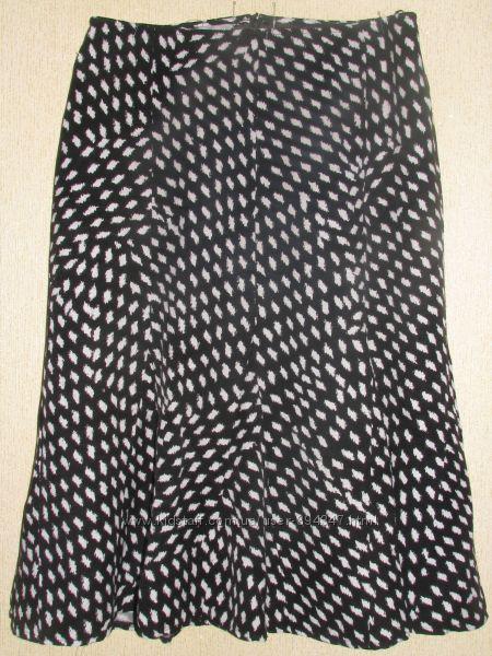 Красивая юбка на подкладке Marks&Spenser
