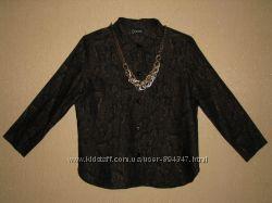 Стильная блуза-жакет