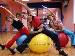 Фитнес мячи для спорта и релакса. Быстрая отправка