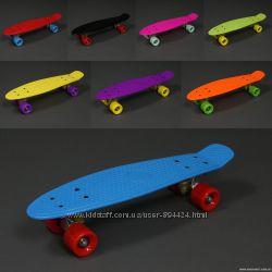 Ультрамодный качественный Скейт Пенни борд Penny board