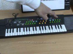 Синтезатор пианино 805, 806, 012, 3738