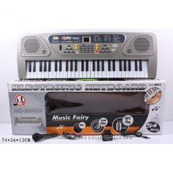 Пианино-синтезатор MQ 806 USB