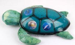 Ночник-проектор звездного неба - спящая черепаха сумерек