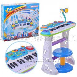 Детское пианино Joy Toy 7235, 2 цвета