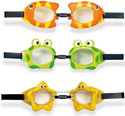 Очки для плавания Intex 55603, 55954, 55910, 25014