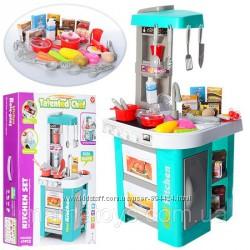 Детская игровая кухня 922-48-49 Льется вода, 72 см высота