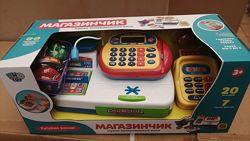 Кассовый аппарат 7019 украинский язык