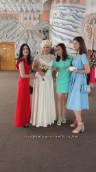 Платье свадебное, подвенечное. счастливое