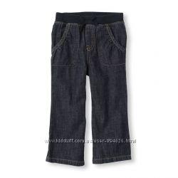 Легкие и мягкие джинсы CHILDRENS PLACE, р. 2Т