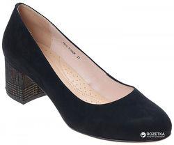 Стильные и удобные туфли Respect, натуральная замша, р. 36, стелька 24см