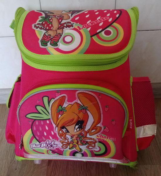 Наш школьный рюкзак Kite для девочки